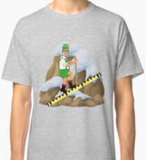 TV Game Show - TPIR (The Price Is...) Cliffhanger Drew2 Classic T-Shirt