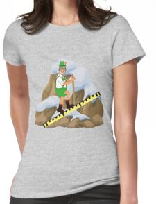 TV Game Show - TPIR (The Price Is...) Cliffhanger Drew2 Womens Fitted T-Shirt