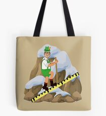 TV Game Show - TPIR (The Price Is...) Cliffhanger Drew2 Tote Bag