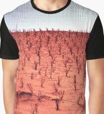 Red Sand Graphic T-Shirt