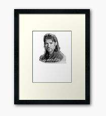 Billy Ray Cyrus Sweet Niblets  Framed Print