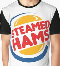 Steamed Hams [Roufxis - RB] Graphic T-Shirt