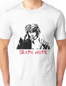 two side of death Unisex T-Shirt