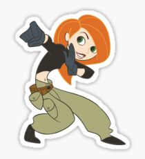 Kim Possible Sticker