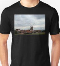 Cley, North Norfolk Coast. UK Unisex T-Shirt