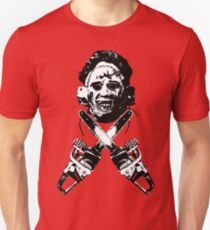 Leather Face  T-Shirt