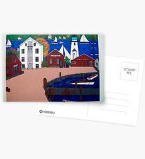 Seaport Postcards