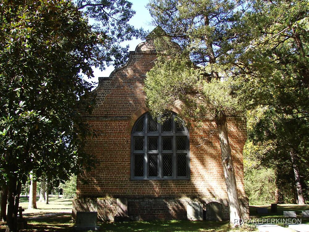 WONDERFUL WINDOWS OF THE PAST by RDRAKEPERKINSON