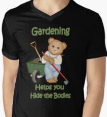 Gardening Tips Men's V-Neck T-Shirt
