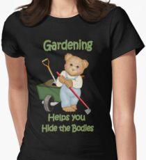 Gardening Tips Women's Fitted T-Shirt
