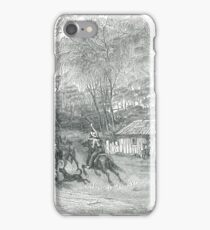 When the Kye come Hame Australia 19th Century iPhone Case/Skin
