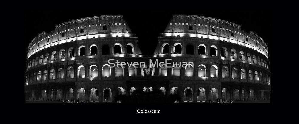 Colosseum by Steven McEwan