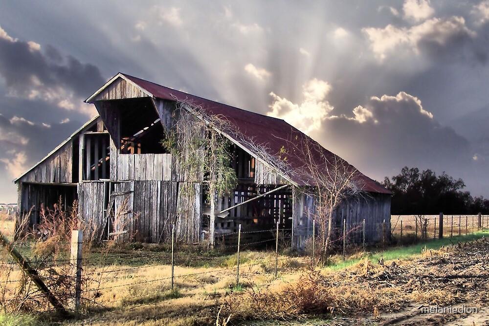 Old Barn part 2 by melaniedion