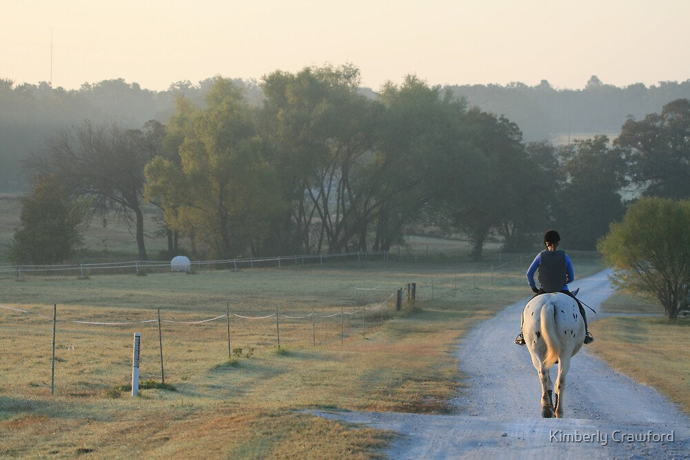 Sunrise Road by Kimberly Crawford