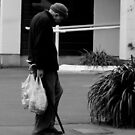 It Doesn't Matter What Lane I Go In............. I Can Only Afford Ten Items Or Less.... by freebornman