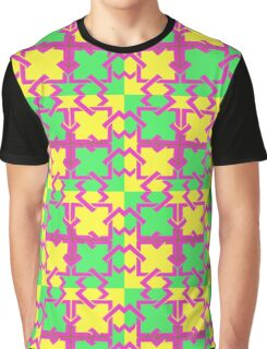 Utopia of colors and lines Graphic T-Shirt