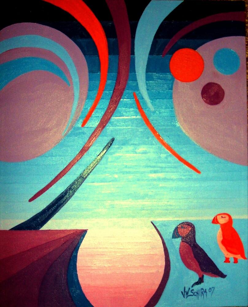 Far Away 7 by Jamie Winter-Schira