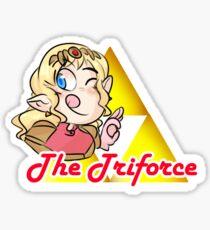 The Trifourse Sticker