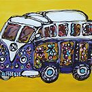 V-Dub Combi by Wendy Eriksson
