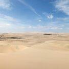 The vast dunes of Ica, Peru by Ben Ryan