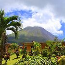 Arenal Volcano by Alicia  Summerville