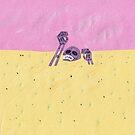 Mini landscape 5 by lintho