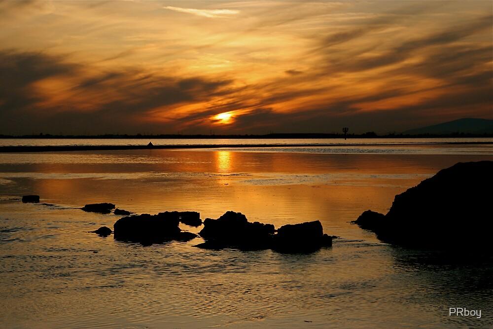 Crescent Beach - Sunset by PRboy
