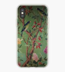 Green Dream Chinoiserie iPhone Case