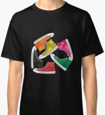 Convers Shoes Colorful Classic T-Shirt