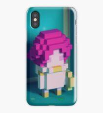 Jester Voxel iPhone Case/Skin