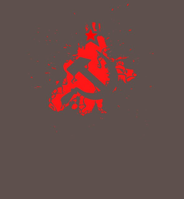 Soviet Large by Gmex