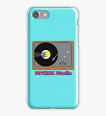 MM Record Player iPhone Case/Skin