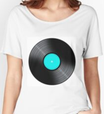Music Record Women's Relaxed Fit T-Shirt