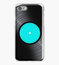 Music Record iPhone Case/Skin