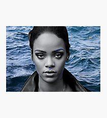 Rihanna Edit Photographic Print