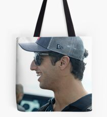 Daniel Ricciardo 2012 Tote Bag