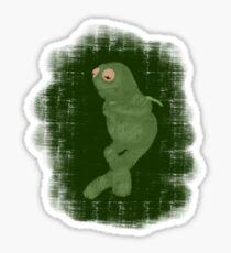 It Ain't Easy Being Green Sticker