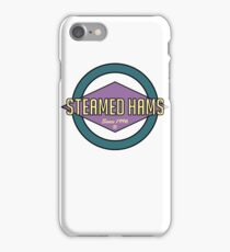Fat Steamed Hams (Skinner Edition) iPhone Case/Skin