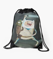 Finn the Jedi Drawstring Bag