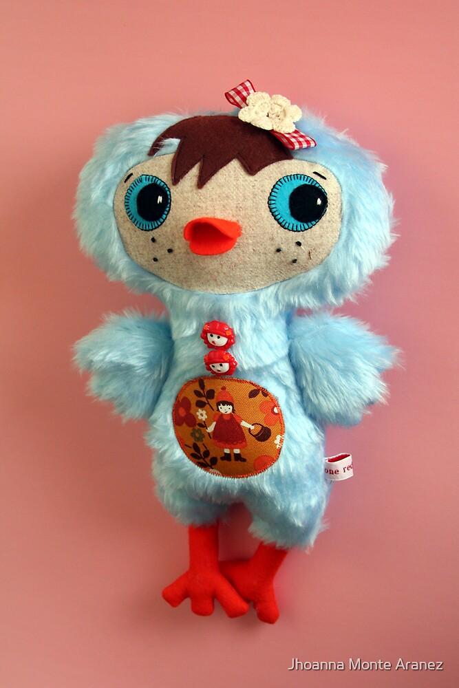 Lottie the Chicka-chi by Jhoanna Monte Aranez