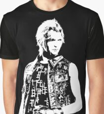 Weathered Prompto Final Fantasy XV Graphic T-Shirt
