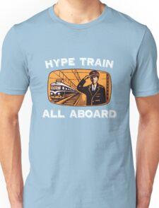 Hype Train Vintage Unisex T-Shirt