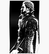 Weathered Regis Final Fantasy XV Poster