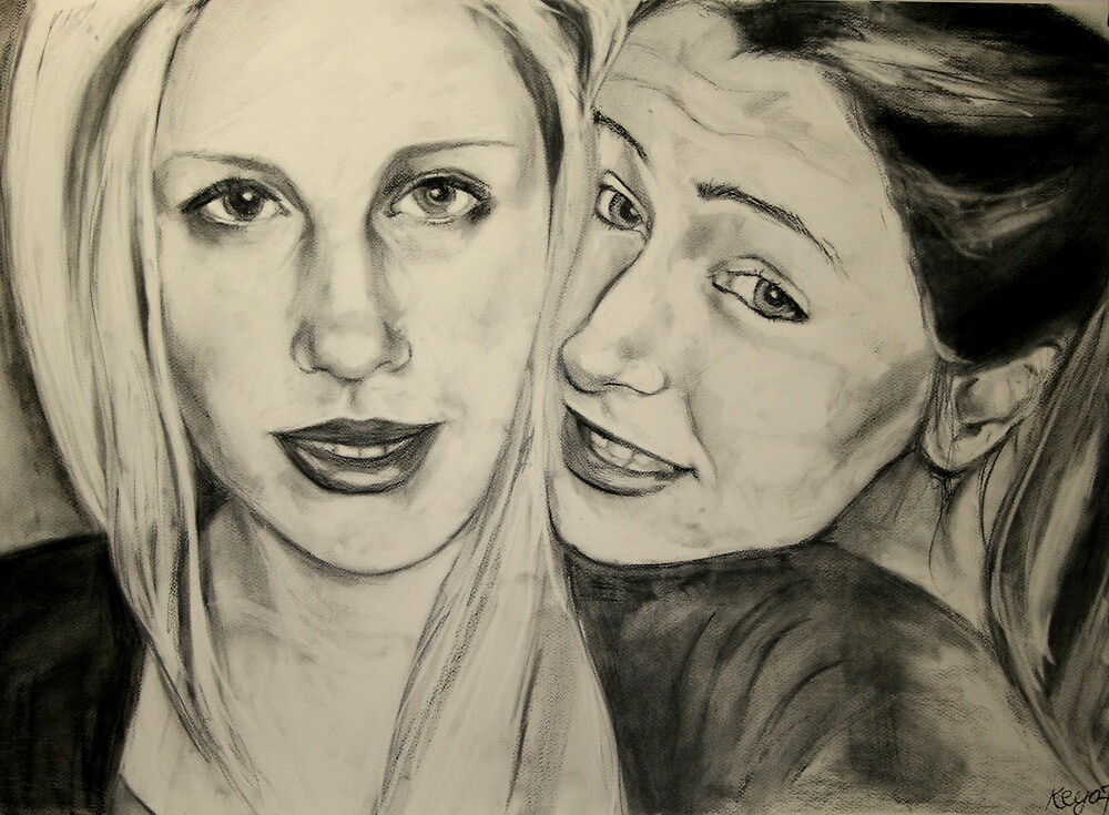 Friends by Katie Young