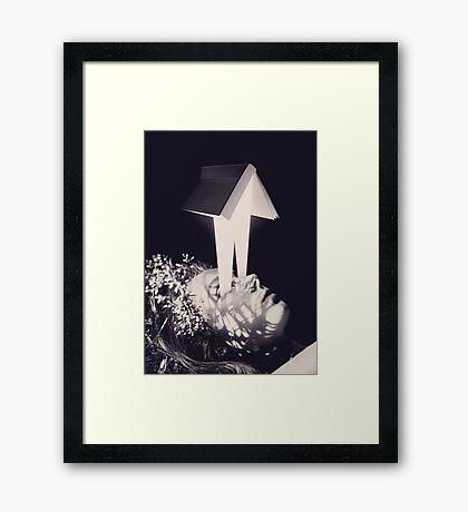 Enlighten Framed Print