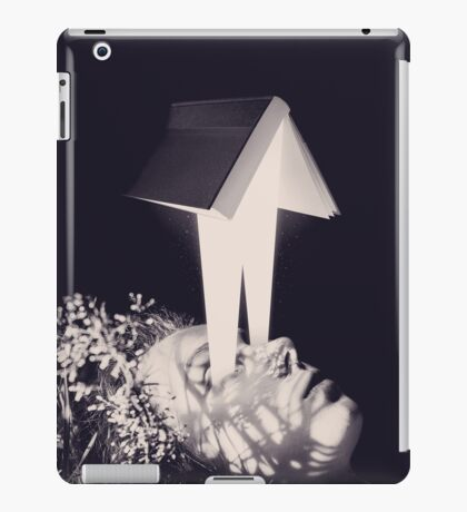 Enlighten iPad Case/Skin