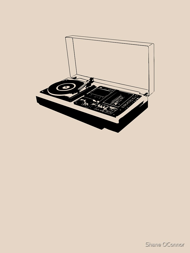 MY DADS TURNTABLE by ShaneConnor