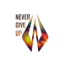 Never Give Up by evenstarsaima