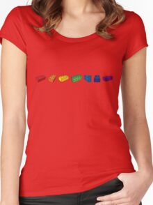 What color is your Lego Women's Fitted Scoop T-Shirt