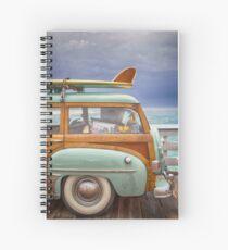 surf buggy Spiral Notebook